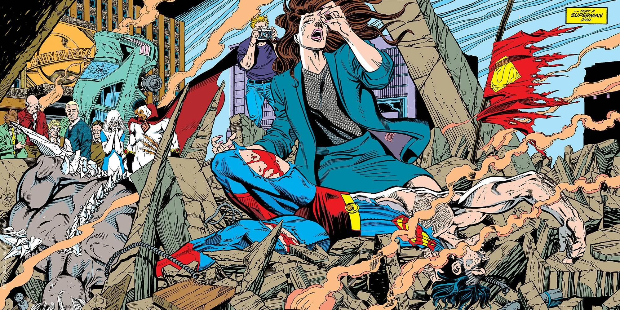La morte e il ritorno di Superman