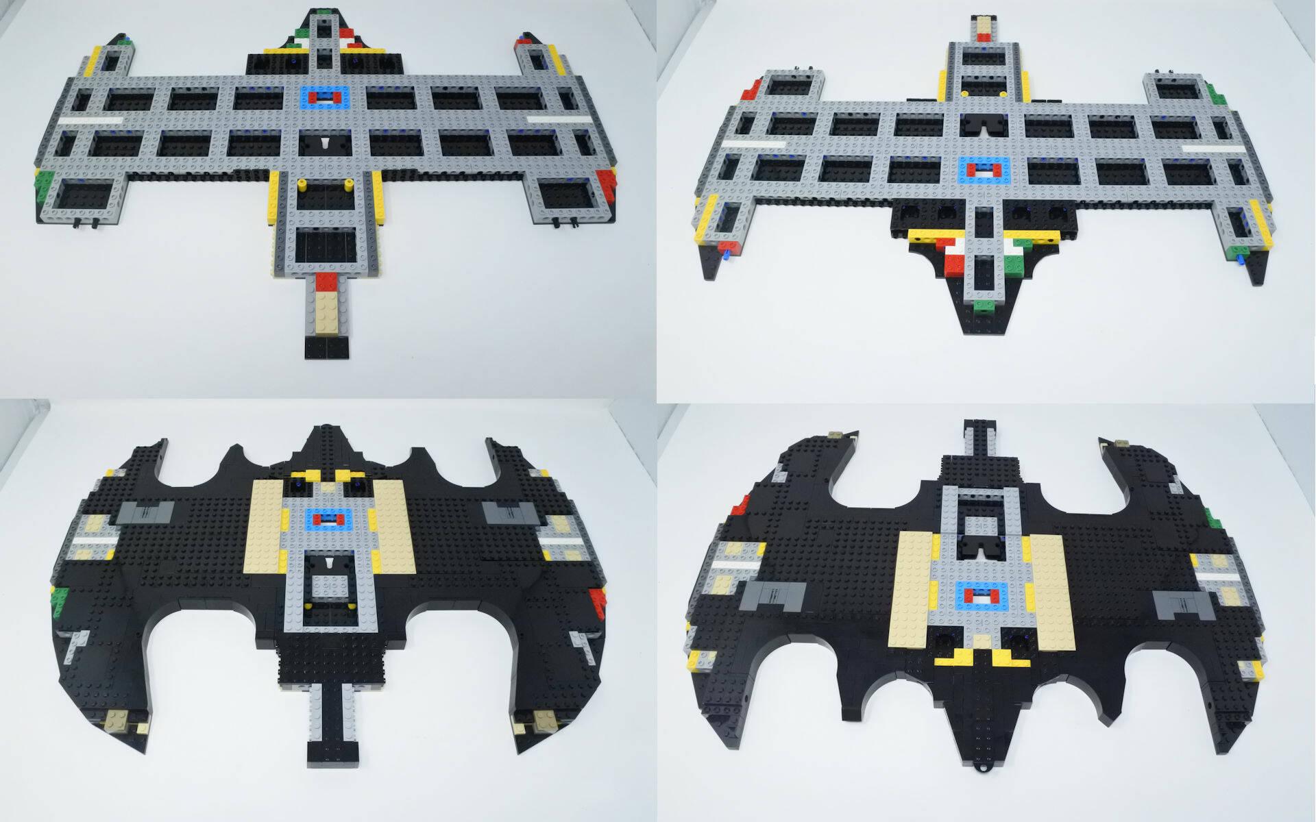 LEGO BATWING 1989 # 76161