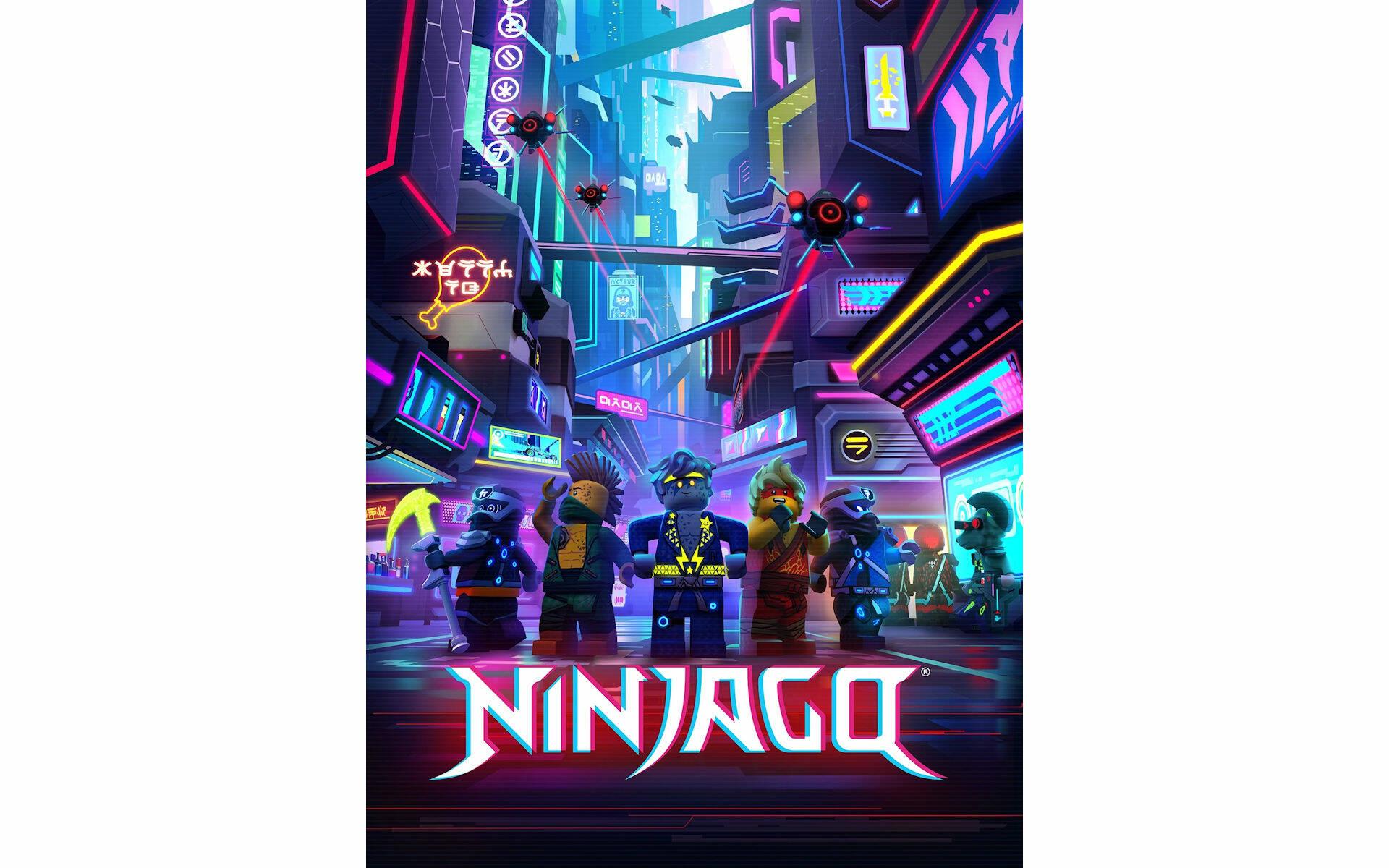 LEGO HYPE NINJAGO