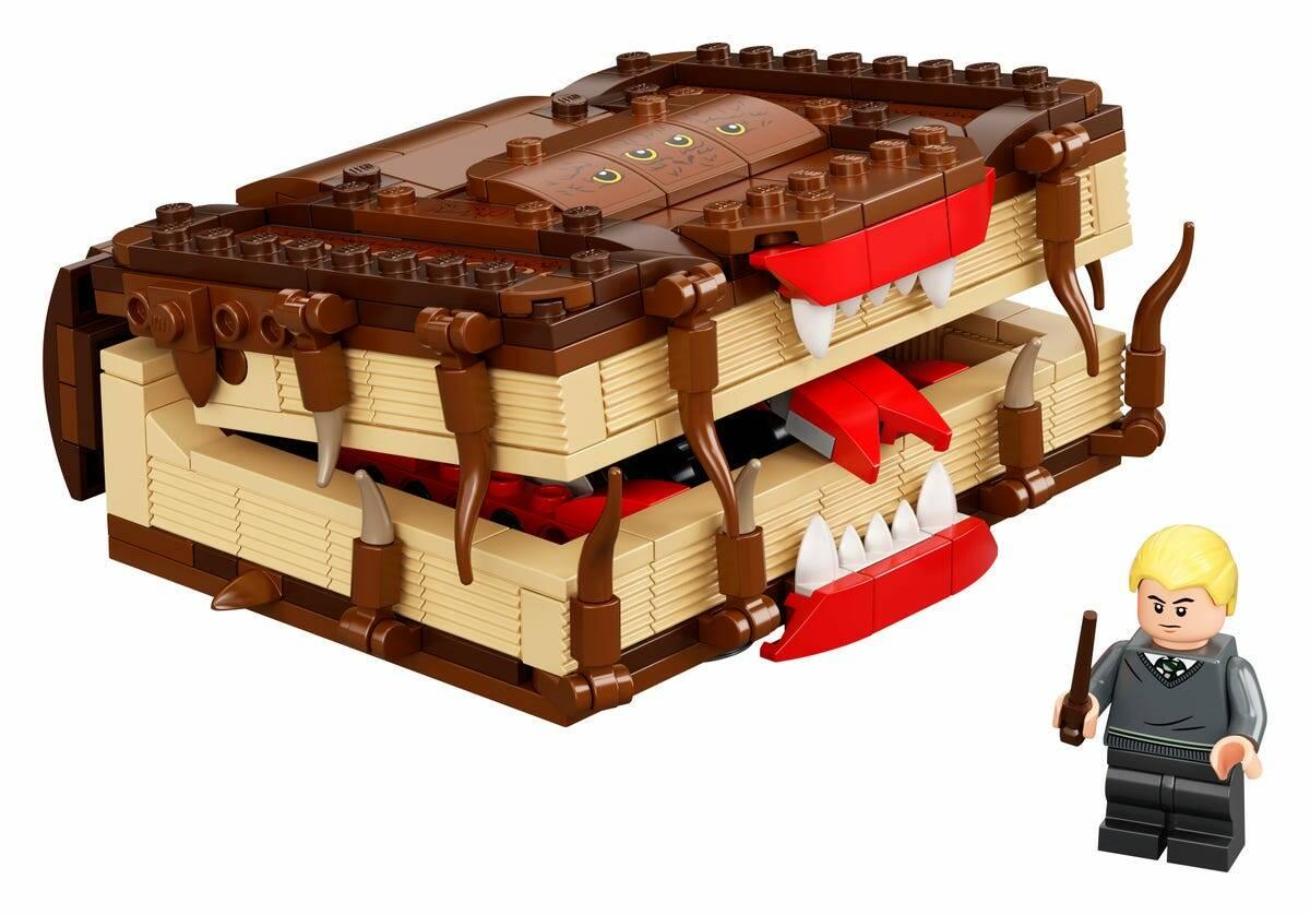 Lego Libro dei Mostri