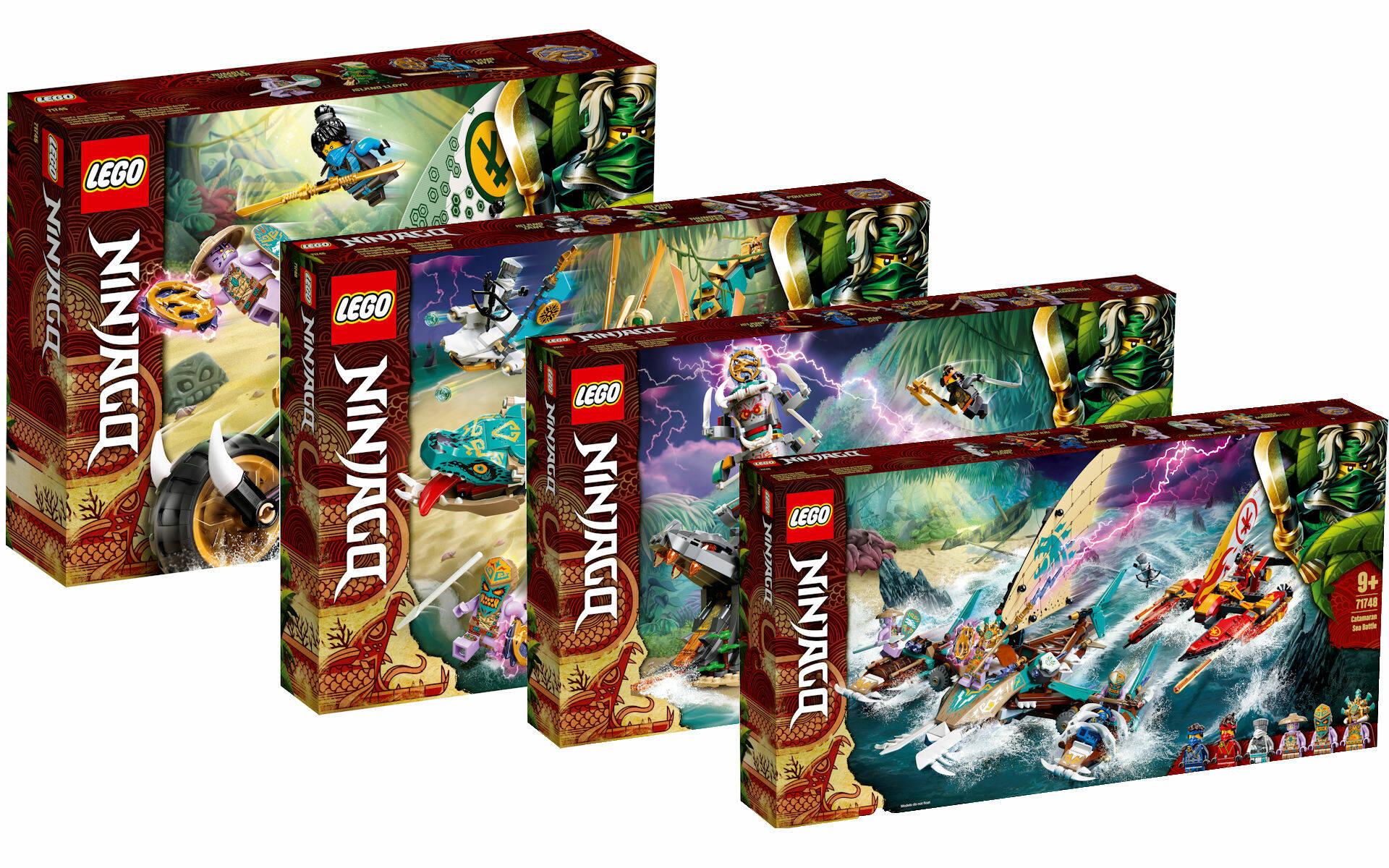 LEGO NINJAGO LEGACY ANNIVERSARIO