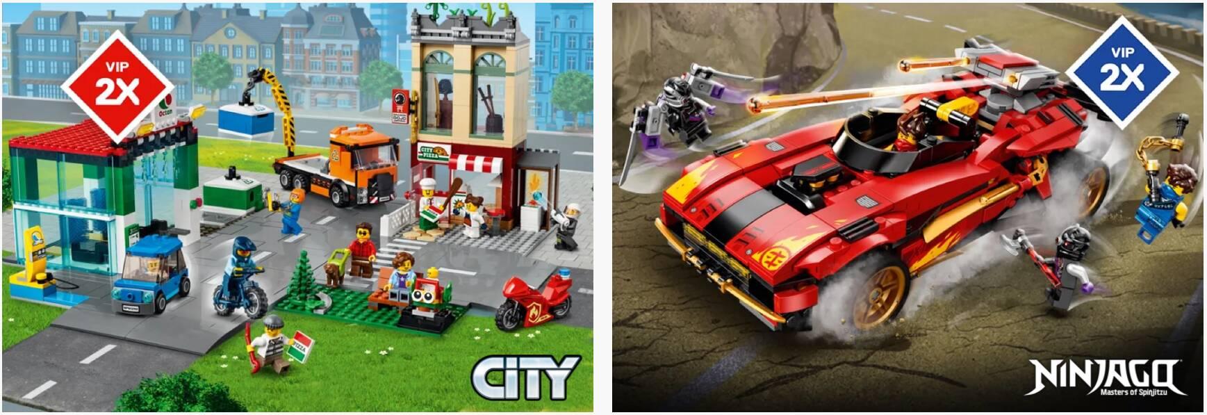 Lego VIP - gennaio 2021