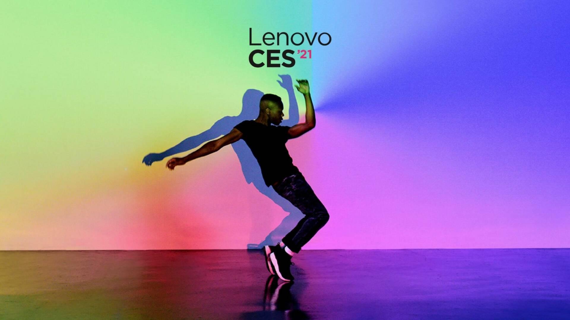 Lenovo CES 2021