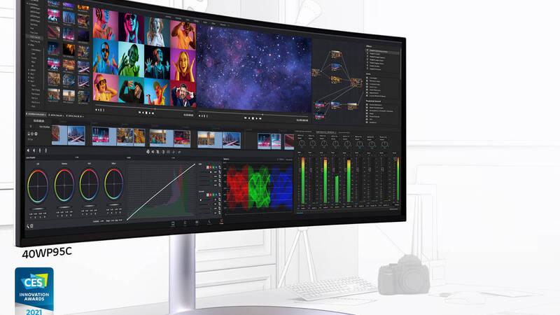 Questo monitor ultrawide di LG è il pri …