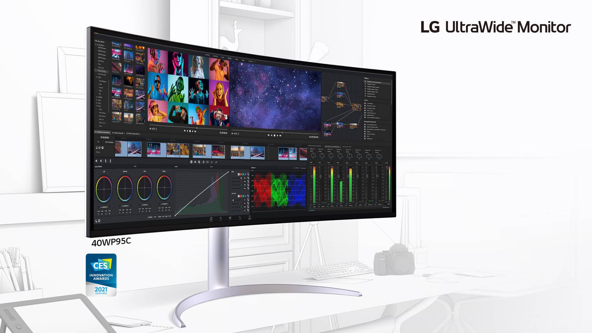 LG 40WP95C