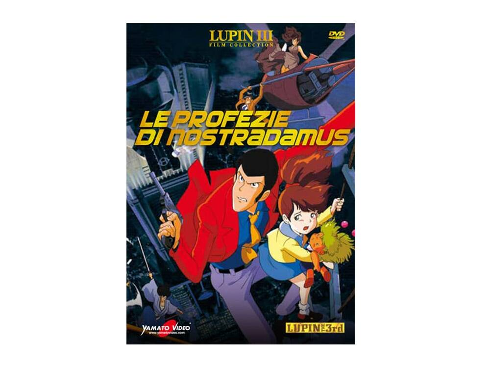Lupin III - Le profezie di Nostradamus