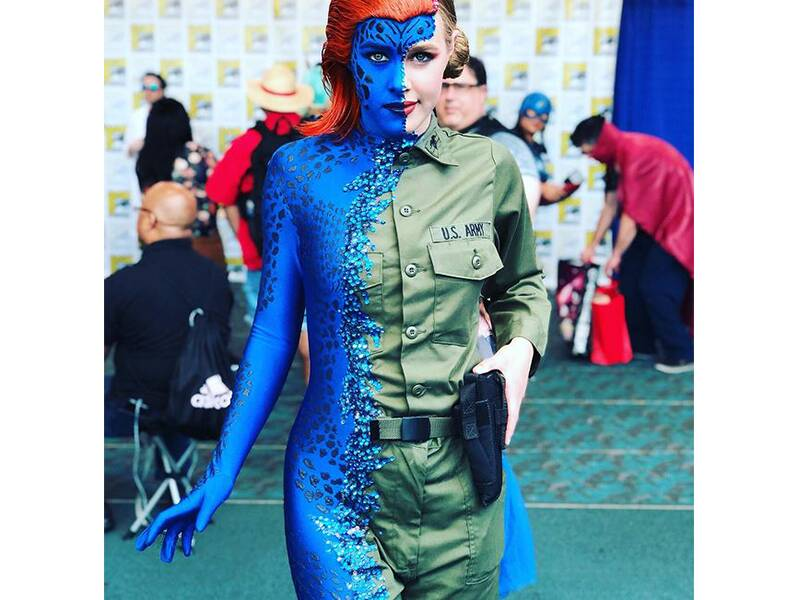 migliori cosplay marvel 8