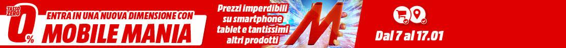 Mobile Mania Mediaworld - banner