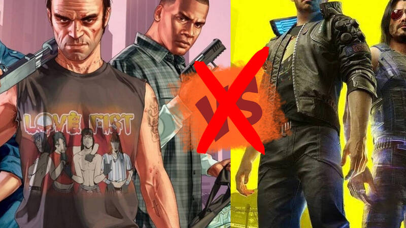 Why Cyberpunk 2077 cannot be compared to GTA V