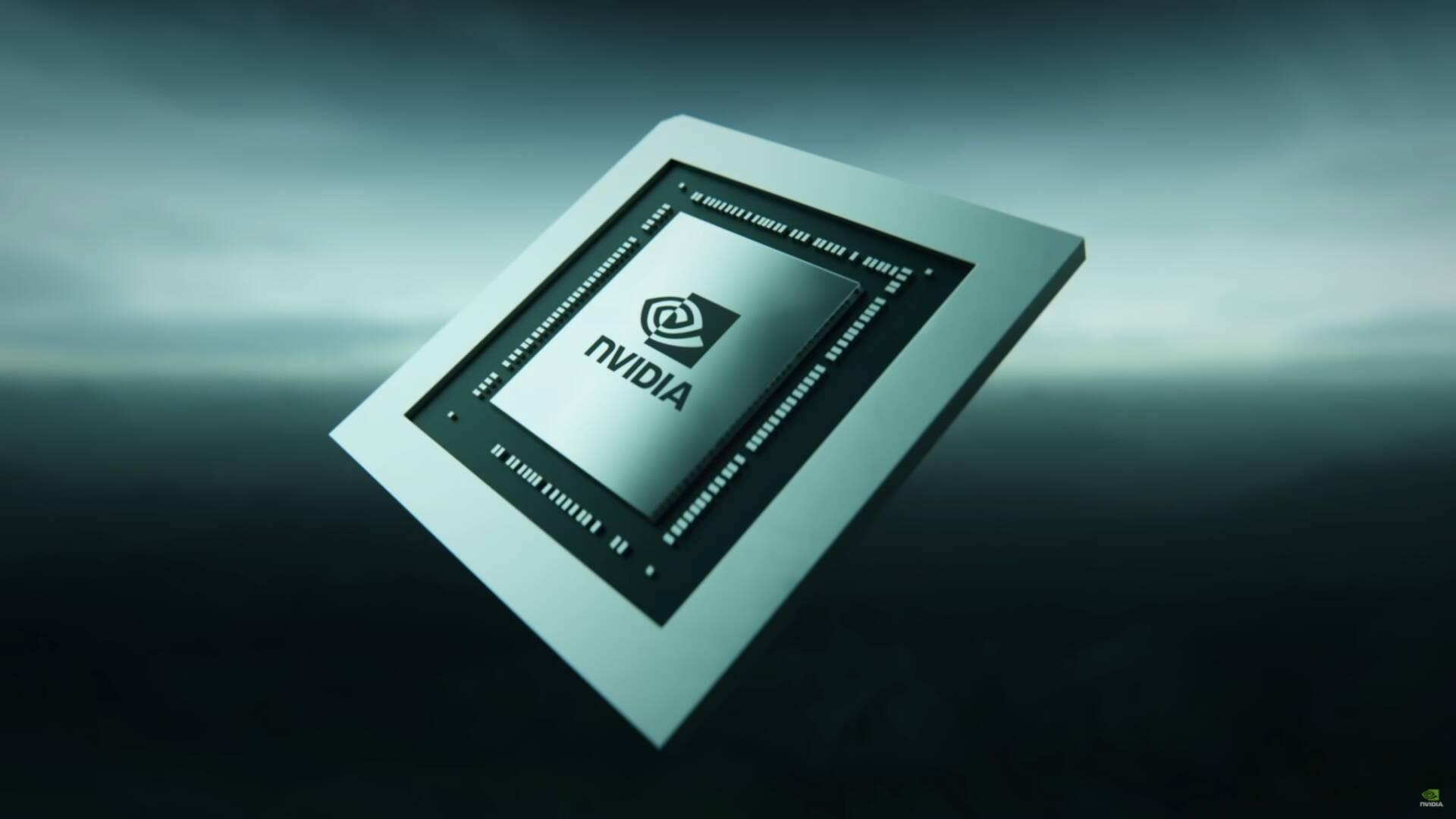 NVIDIA GeForce RTX 30 Mobile