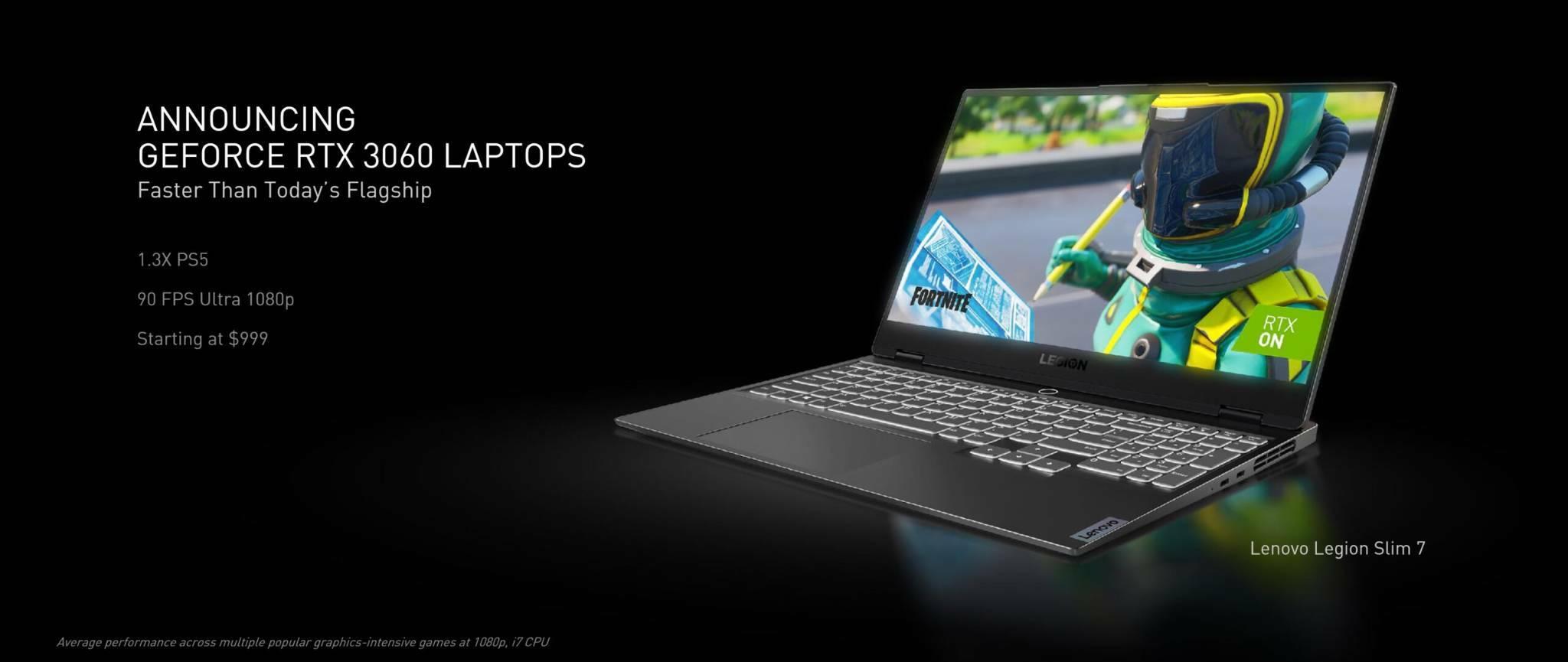 NVIDIA GeForce RTX 3060 Mobile