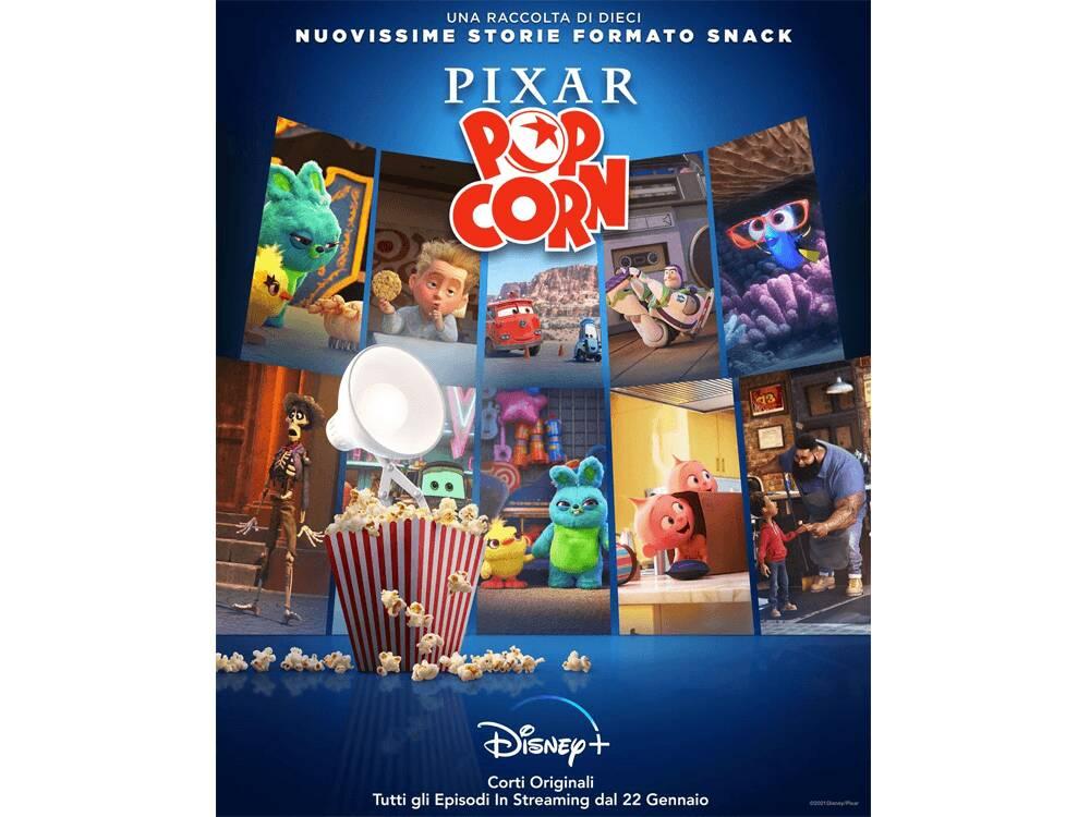 Pixar Popcorn