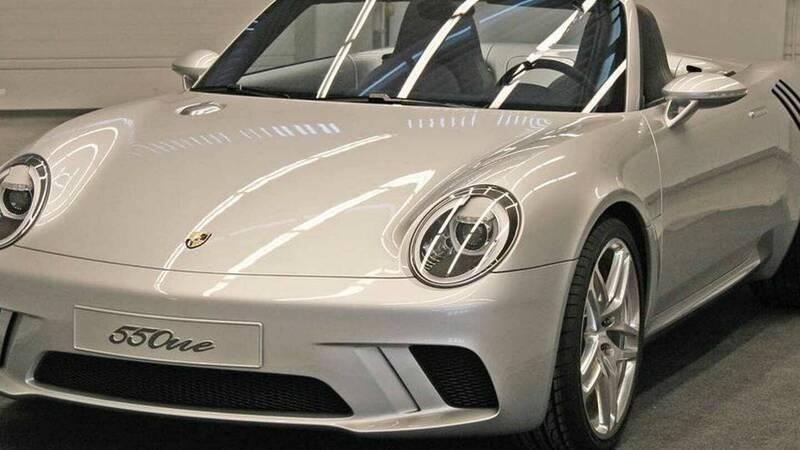 Porsche 550one: l'elegante roadster te …