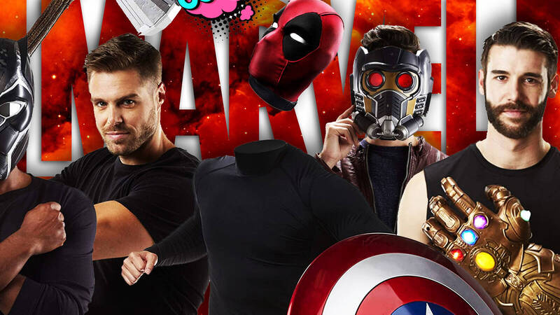 Marvel, The best prop-replica accessories of the Super Heroes