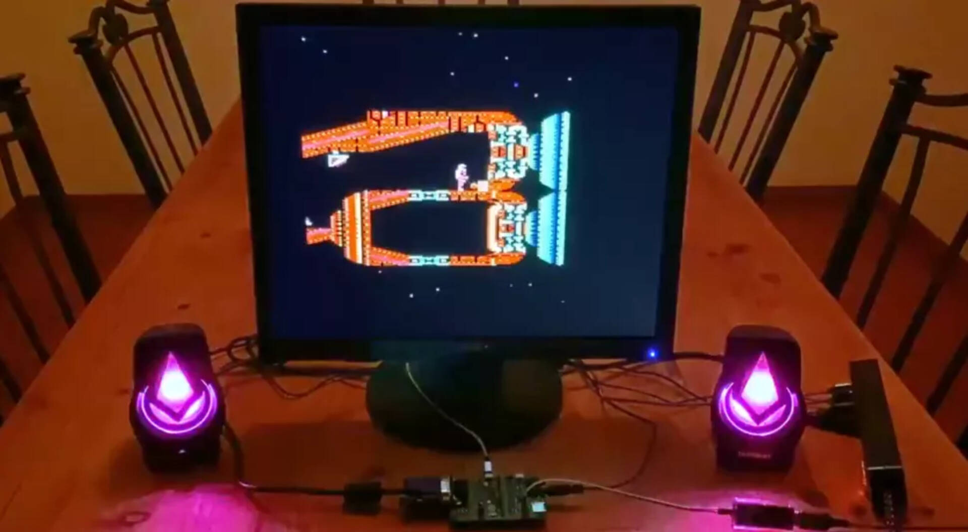 Raspberry Pi Pico BBC Micro