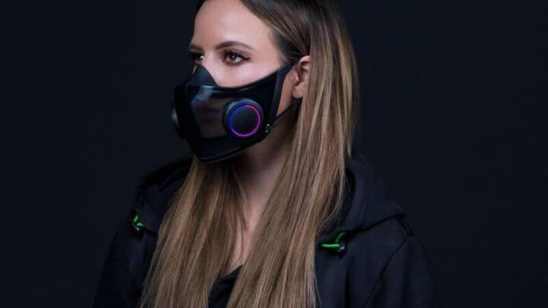 Razer introduces Project Hazel, the goggle of the future