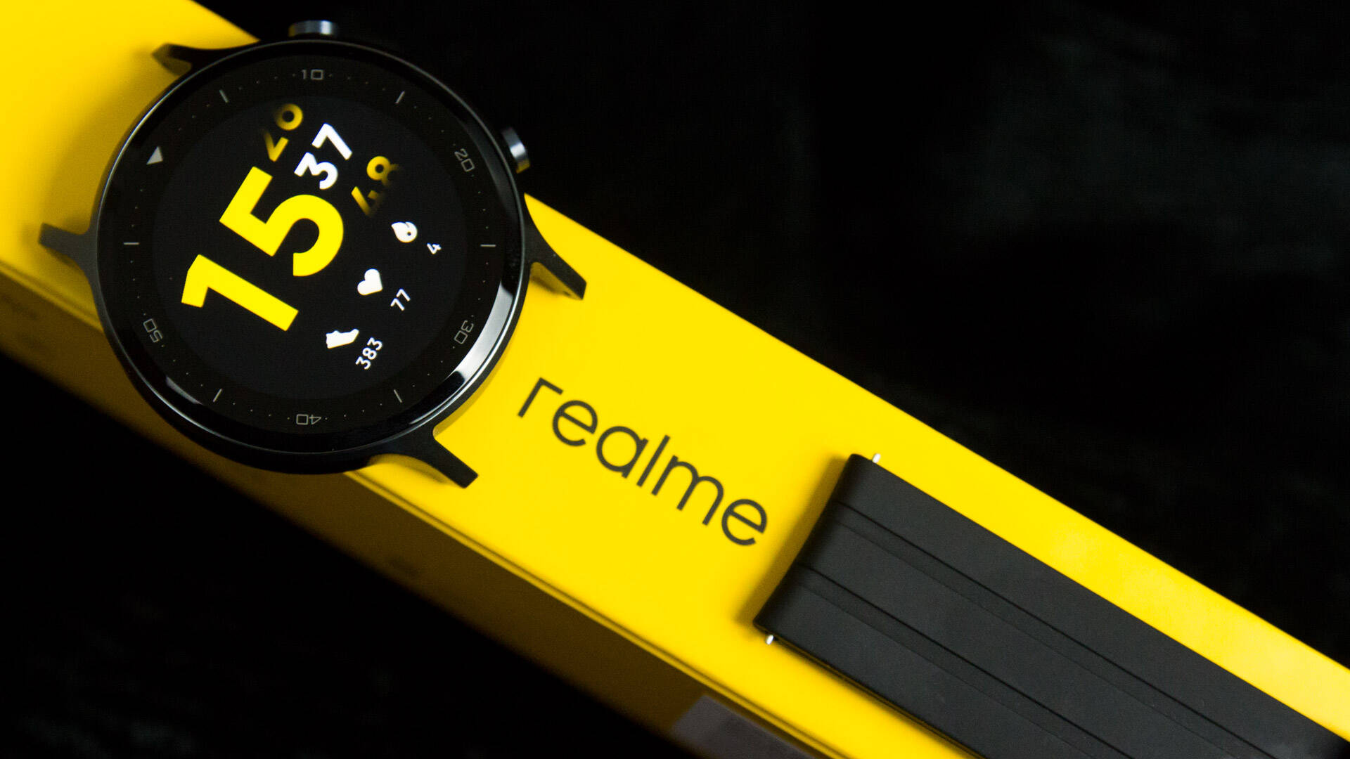 Realme - Watch S