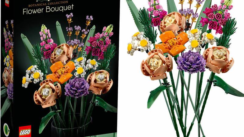 LEGO Botanical # 10280 Bouquet of flowers