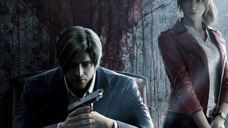 Resident Evil Animierte Filme