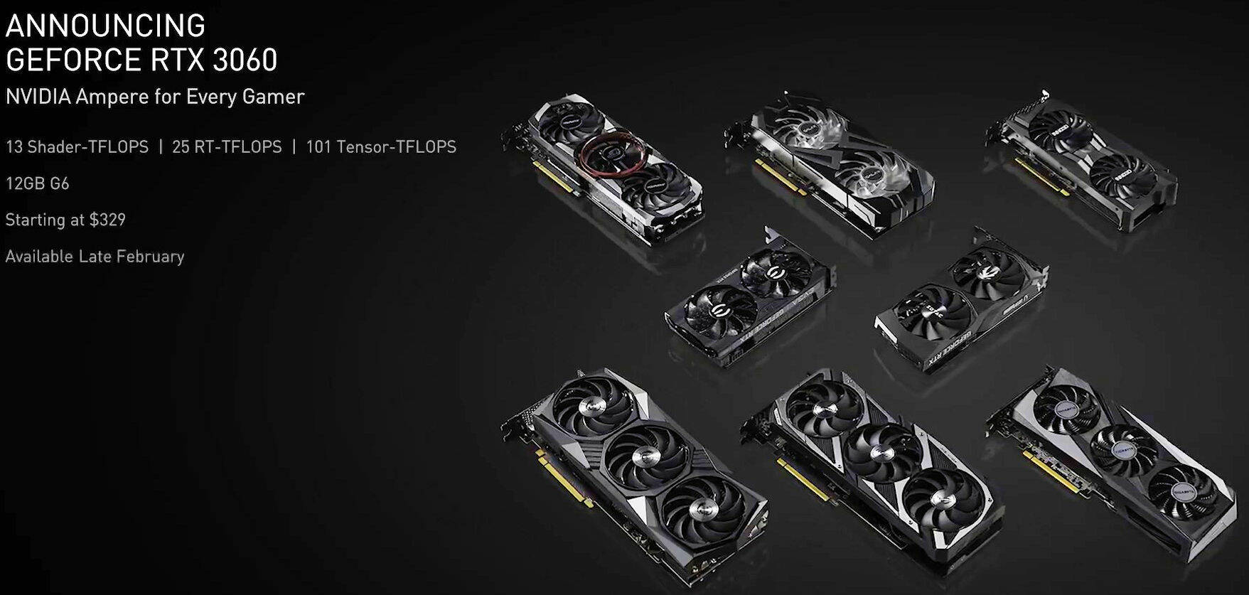RTX 3060 Founder's Edition