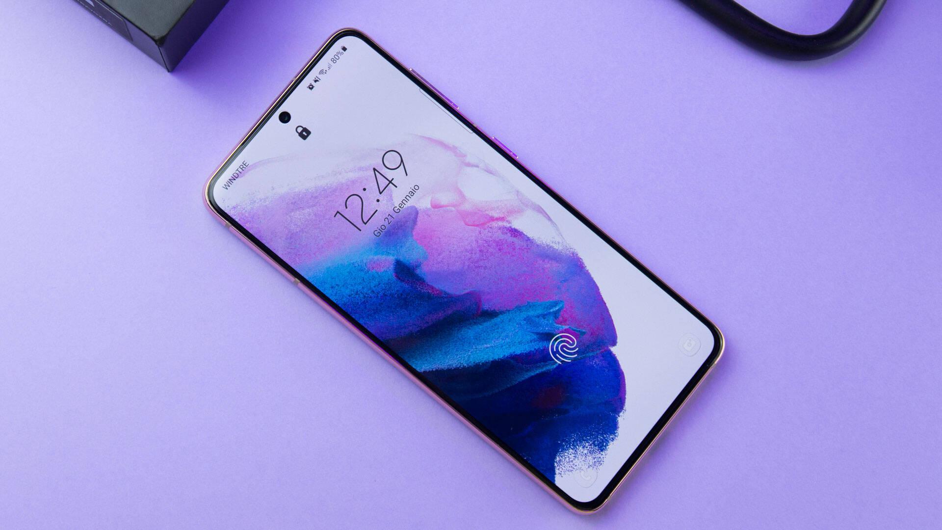 Samsung- Galaxy S21 5G