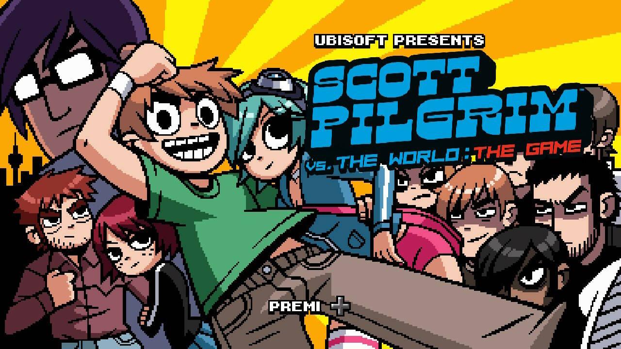 Scott Pilgrim Vs The World The Game