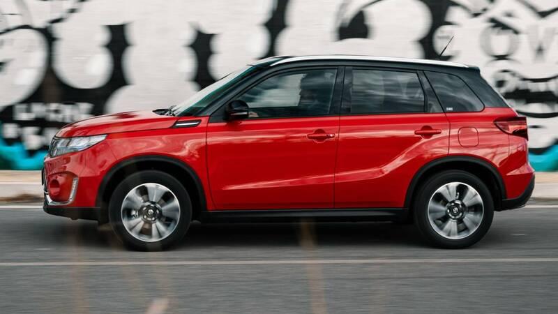 Try, Suzuki Vitara: the hybrid SUV that does everything right