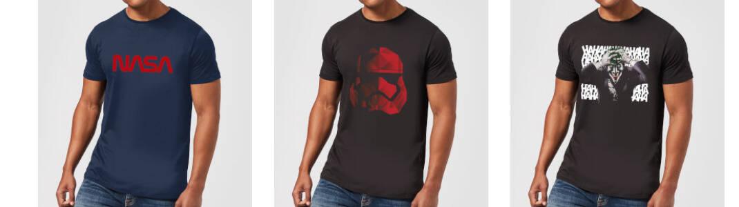 t-shirt zavvi
