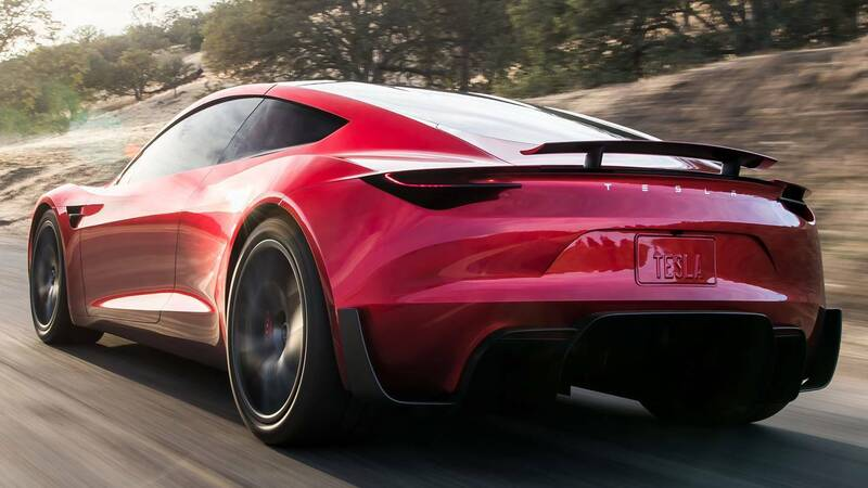 Tesla Roadster, the 400 km / h electric hypercar will arrive in 2022