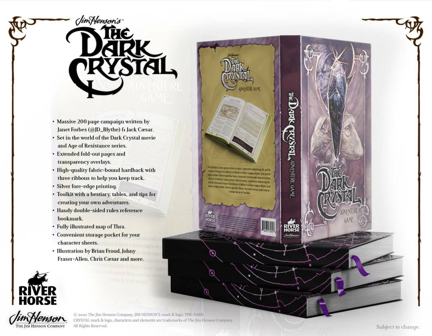 The Dark Crystals