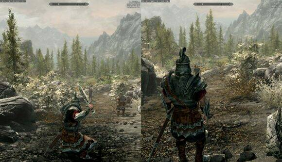 The Elder's Scrolls V Skyrim
