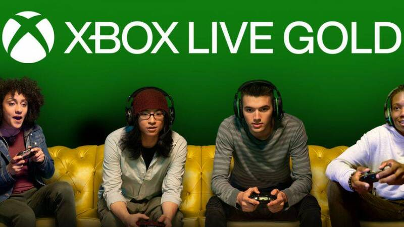 Xbox Live Gold on the way to the sunset, for a very famous insider