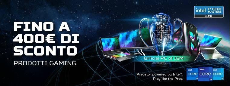 Acer Gaming Week