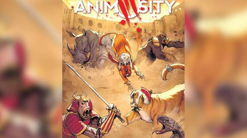 Animosity Vol. 6 - King of Texas: the review