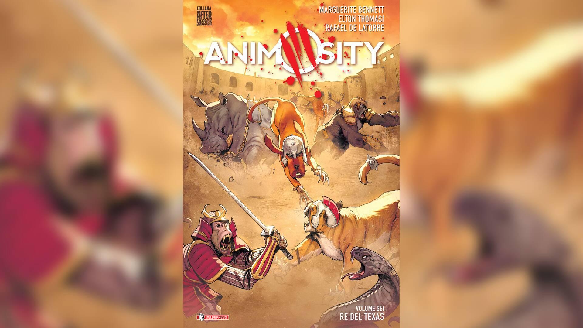 Animosity Vol. 6 – Re del Texas