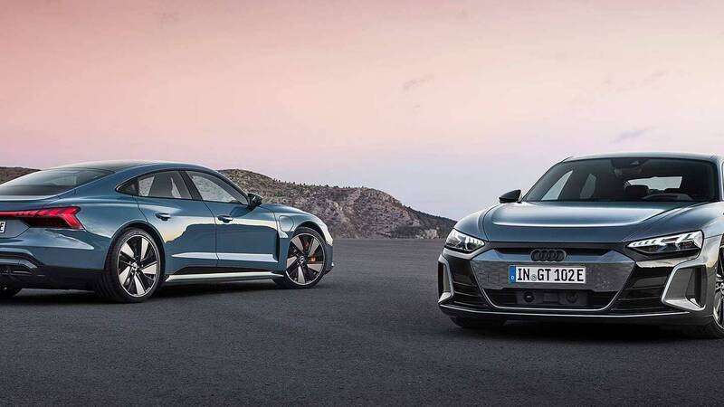Audi's future is electric: 20 models by 2025