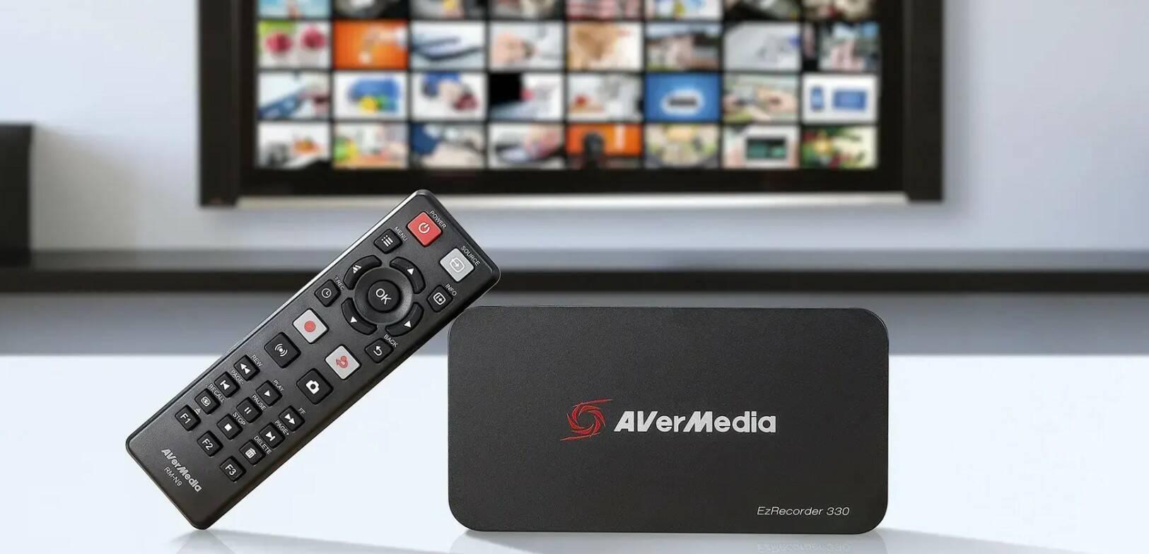 AVerMedia EzRecorder 330