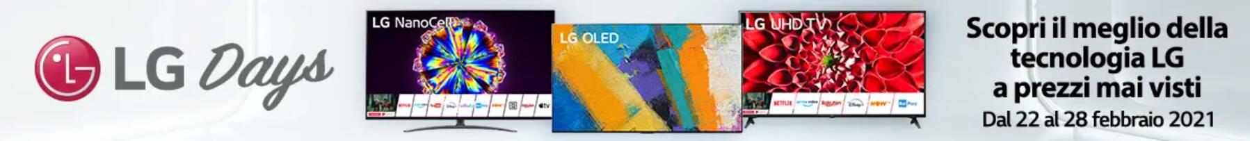 Banner LG Days