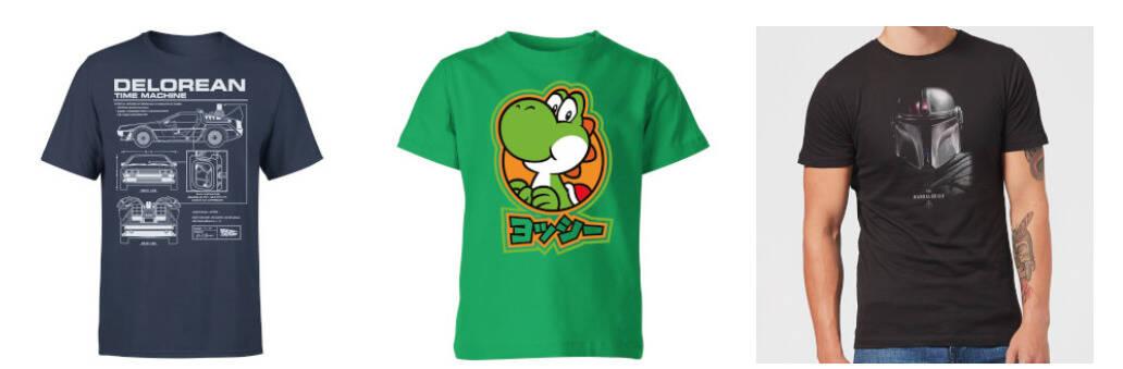 banner zavvi t-shirt