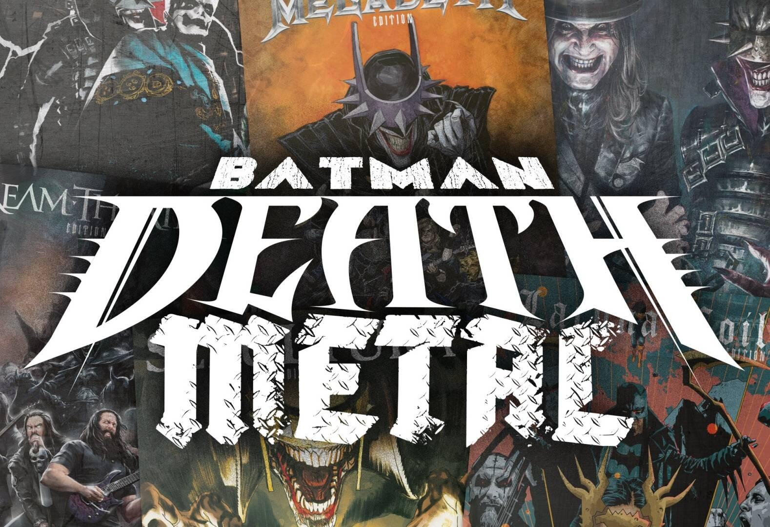 Batman: Death Metal