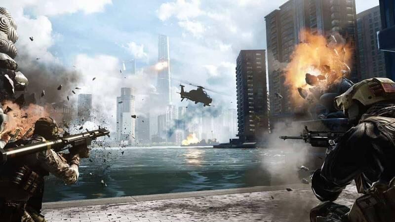Battlefield: trapelato audio del trailer …