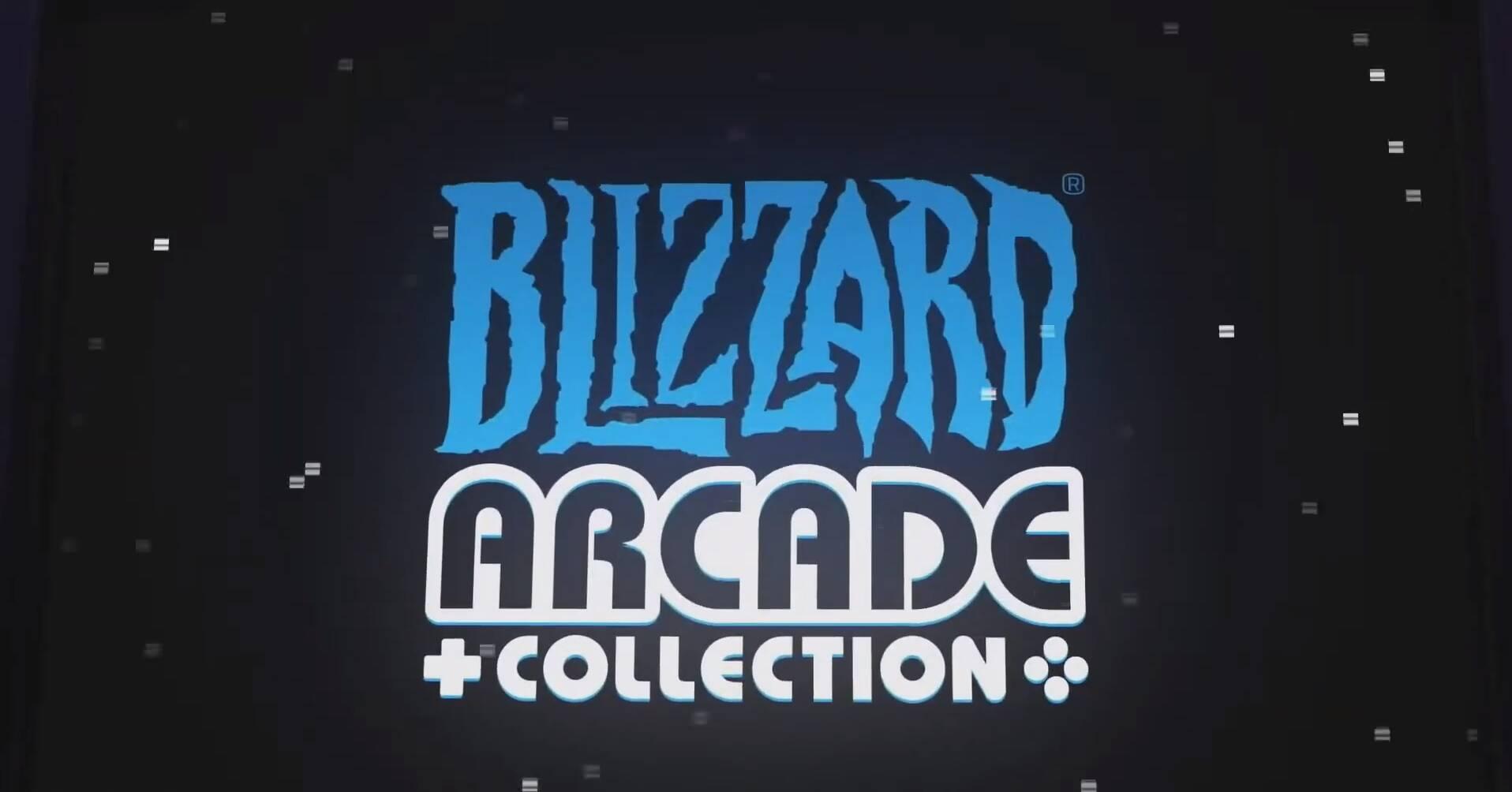 Blizzard Arcade Colletcion