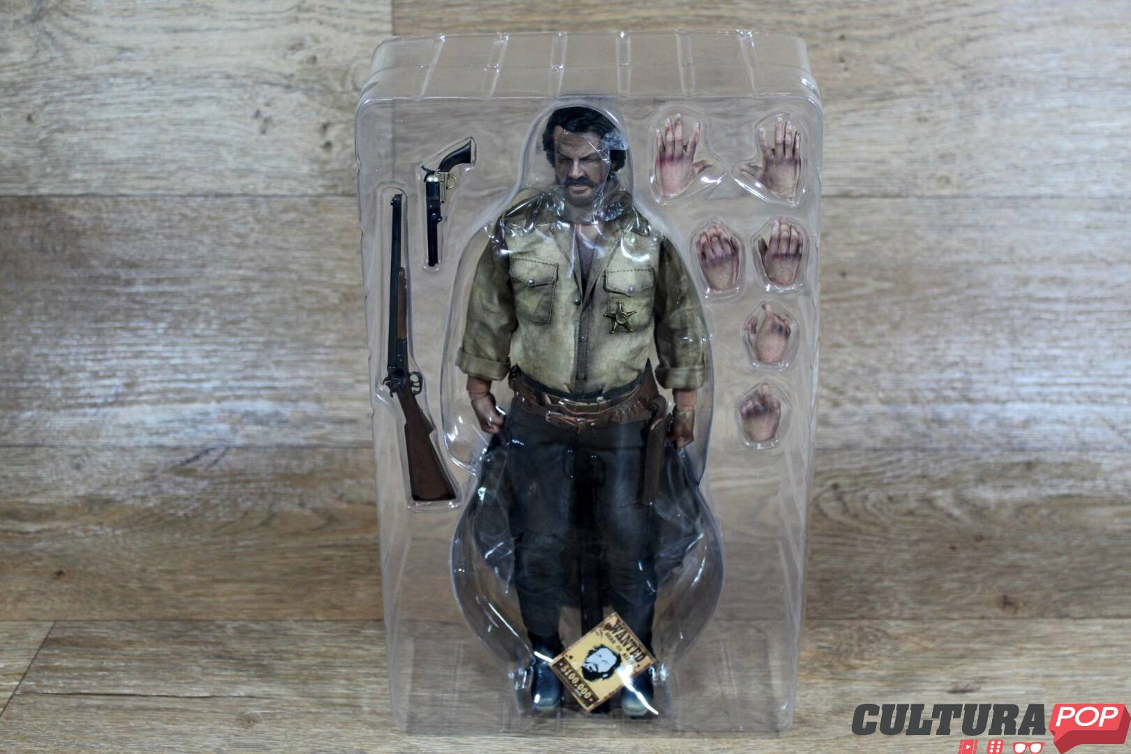 Bud Spencer Action Figure