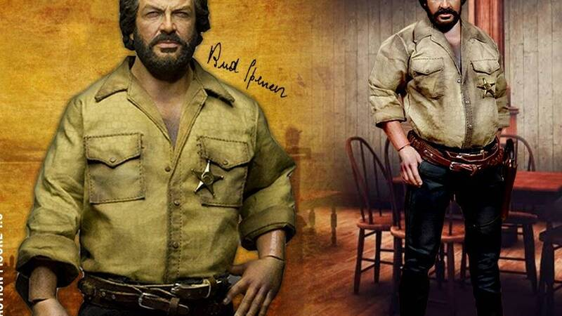 Bud Spencer action figure 1: 6 by Inifinite Statue: Review