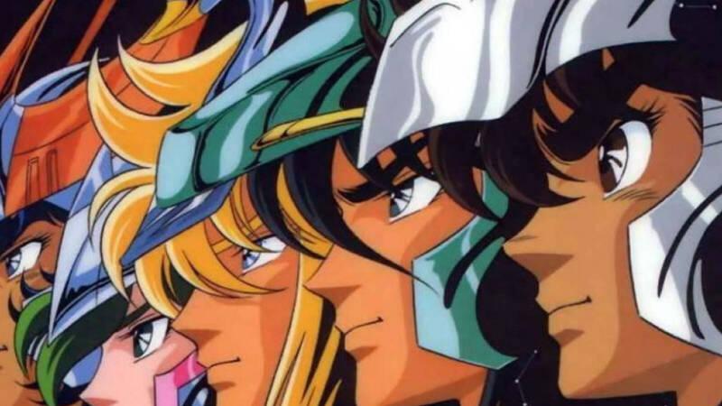 I Cavalieri dello Zodiaco – in arrivo  …