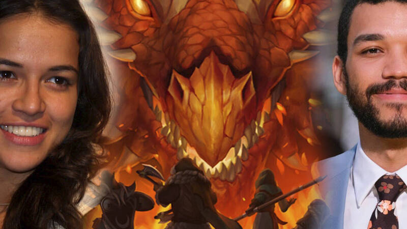 Dungeons & Dragons: Michelle Rodriguez and Justice Smith join the cast