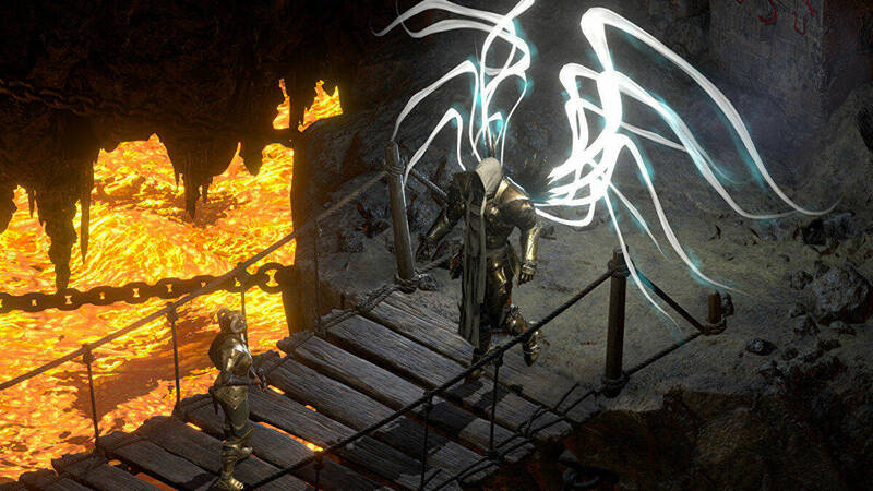 Diablo 2 Resurrected compared to the original: it's really faithful!