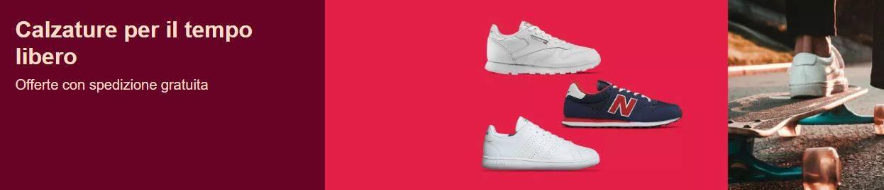 eBay scarpe