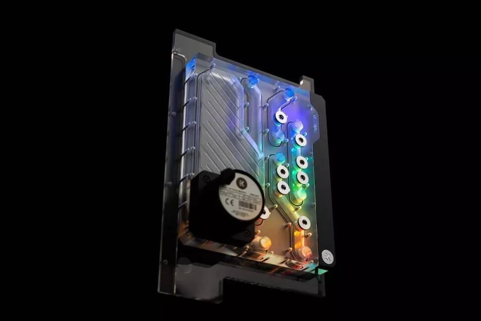 EKWB Quantum-Reflection - Lian Li O11D
