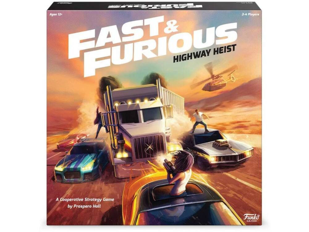 Fast and Furious Higway Heist